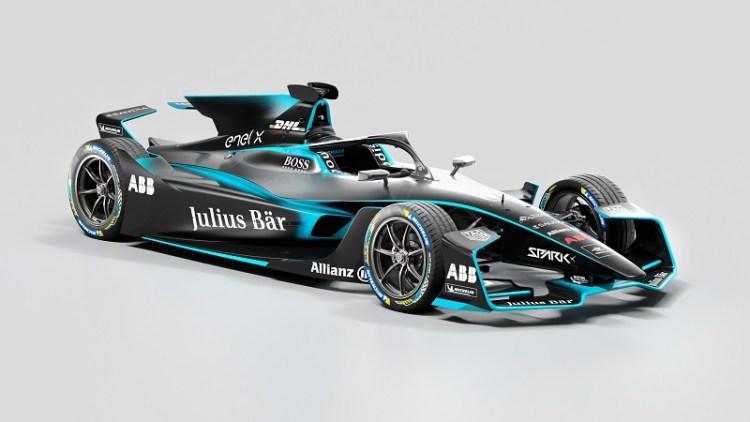 Formula E Reveals Gen 2 EVO World Championship Car