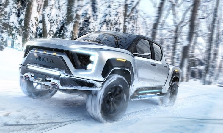 Nikola Unveils the Nikola Badger Pickup_diesel-4