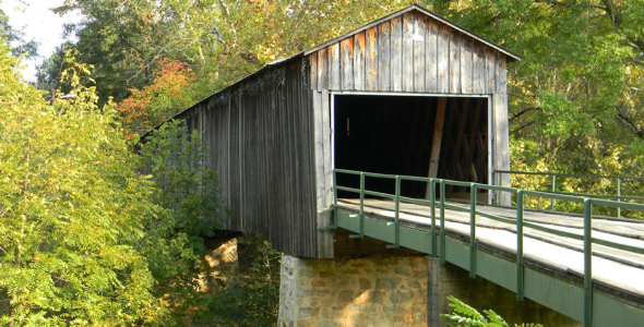 Lowery Mill in Euharlee