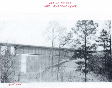 RR bridge over Etowah