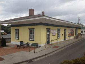 Adairsville Depot