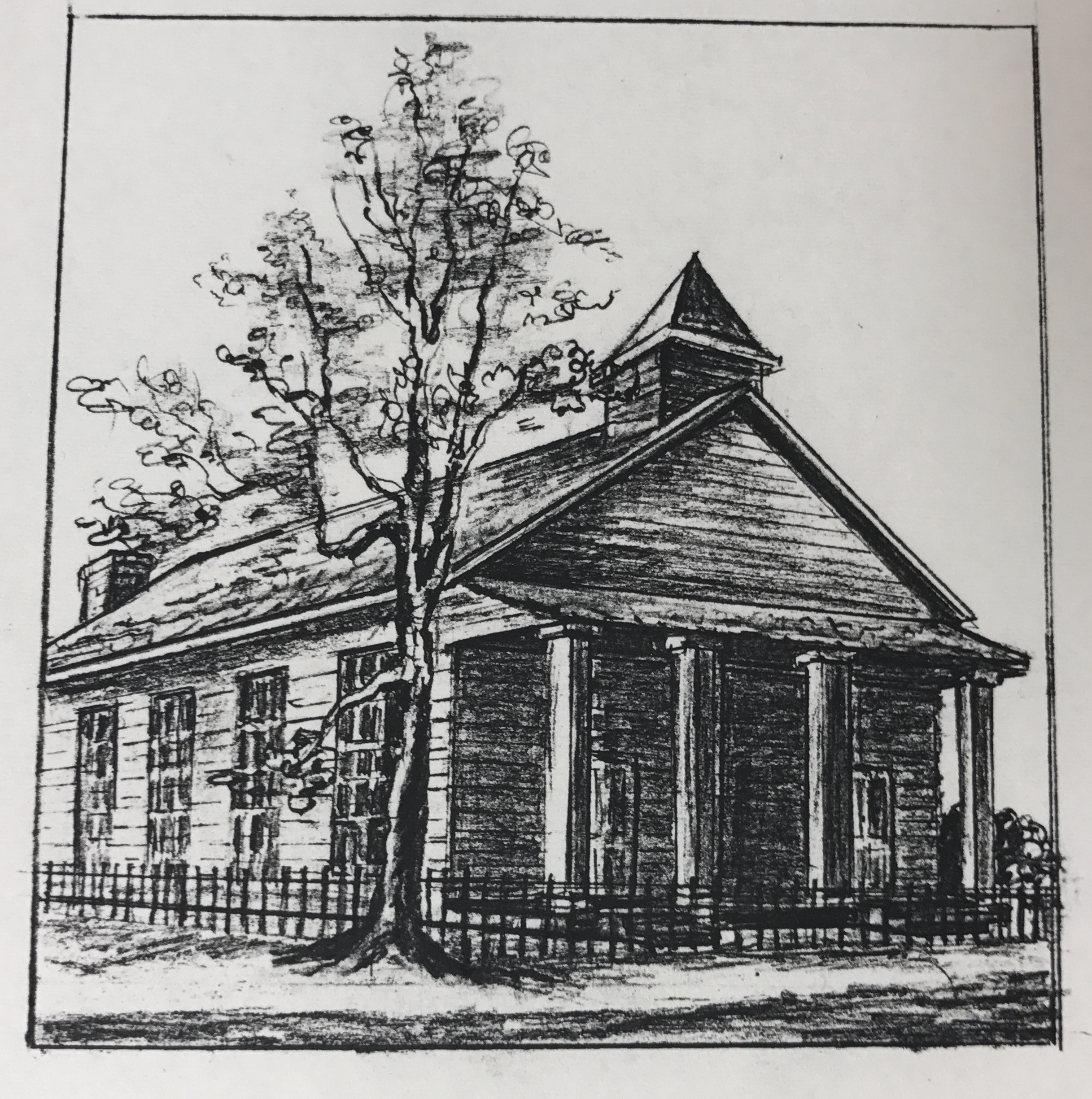 Former Ebenezer, later  Sam Jones Church