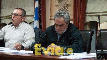 Δημοτικό Συμβούλιο Δήμου Διρφύων Μεσσαπίων