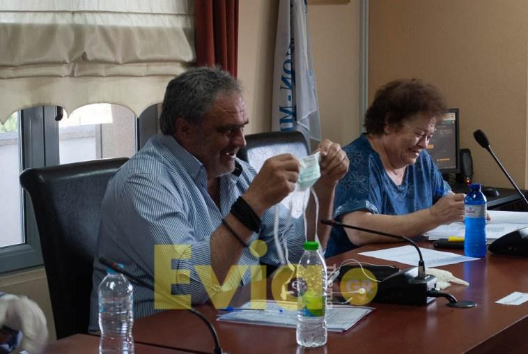 Γιώργος Ψαθάς: Εμείς πρέπει να προστατεύσουμε τον Δήμο μας και τους Δημότες μας.
