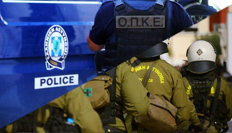 Χαμός αυτήν την ώρα στην Χαλκίδα: Μεγάλη επιχείρηση της αστυνομίας.