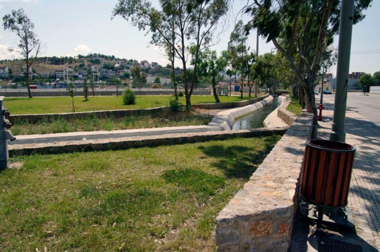 Πάρκο Λαού στην Χαλκίδα: Συνωστισμός Ρομά