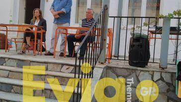 δράσεις ενημέρωσης της Διαπαραταξιακής Επιτροπής για τις ανεμογεννήτριες στον Δήμο Διρφύων Μεσσαπίων