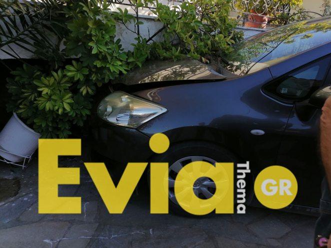Νέα Αρτάκη Ευβοίας: Τροχαίο με 3 ΙΧ το απόγευμα της Τρίτης