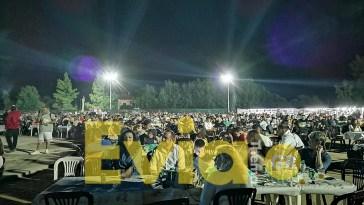 Καθενοί Ευβοίας: Πάνω από 2000 άτομα στο πανηγύρι
