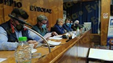 συνεδρίαση Διοικητικού Συμβουλίου Επιμελητηρίου