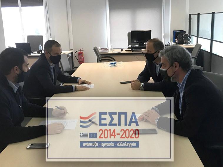 Στερεάς Ελλάδας τα 25 εκατομμύρια ευρώ της μη επιστρεπτέας επιχορήγησης