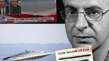 Nick Pope UFO interview