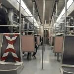 Ξυλοδαρμός στο Μετρό