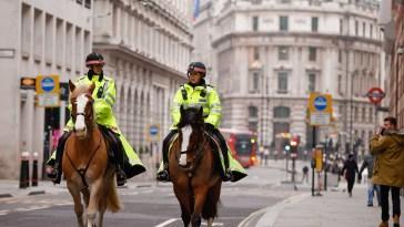 Απελπιστική είναι η κατάσταση στην βρετανική πρωτεύουσα