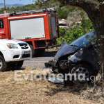 Τροχαίο Ατύχημα - Δύο Βουνά Αρτάκη Εύβοια