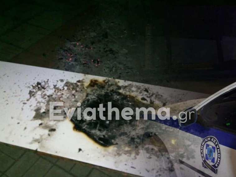 Πανικός στην Χαλκίδα: Νεαροί μπούκαραν σε σχολείο για να κάψουν τα βιβλία