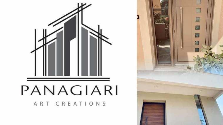 Panagiari Art Creations - Άγιος Λουκάς Αλιβερίου - Αλουμίνια