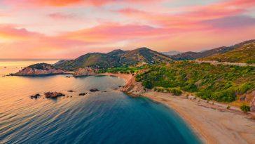 Χερόμυλος Παραλίες Εύβοιας