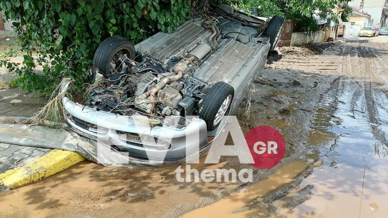 Δήμος Ιστιαίας - Αιδηψού πλημμυρικών φαινομένων