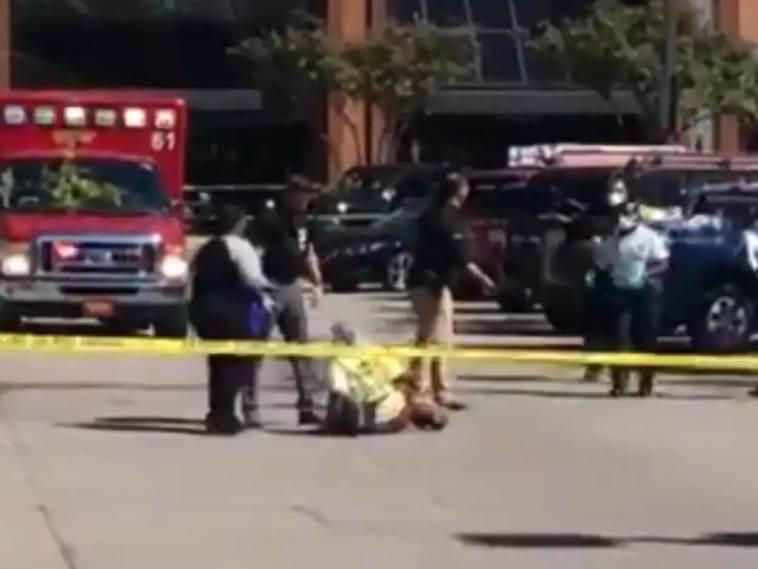 Πυροβολισμοί σε σούπερ μάρκετ