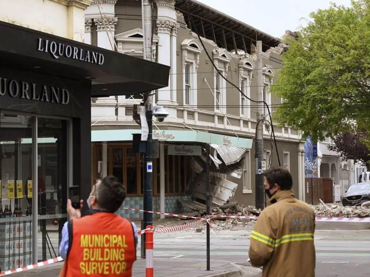 Αυστραλία Σεισμός