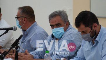 αντιδήμαρχοι Δήμο Διρφύων Μεσσαπίων