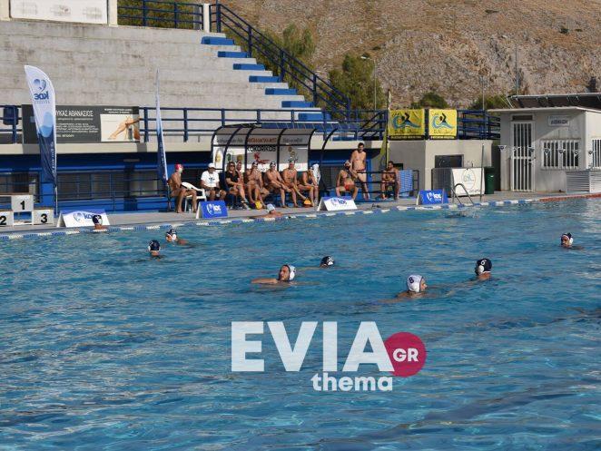 ΝΟΧ - ΝΟΑ στο Δημοτικό Κολυμβητήριο Χαλκίδας