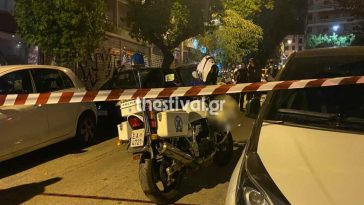 Θεσσαλονίκη μαχαίρωσε