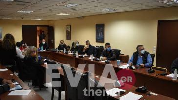 Δημοτικού Συμβουλίου Δήμου Διρφύων Μεσσαπίων
