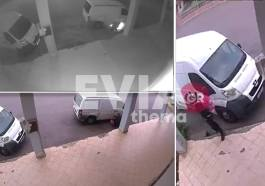 Χαλκίδα Σπείρα κυκλοφορεί και κλέβει καταλύτες εξατμίσεις αυτοκινήτων