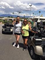 Erika and Nicole Wrobel