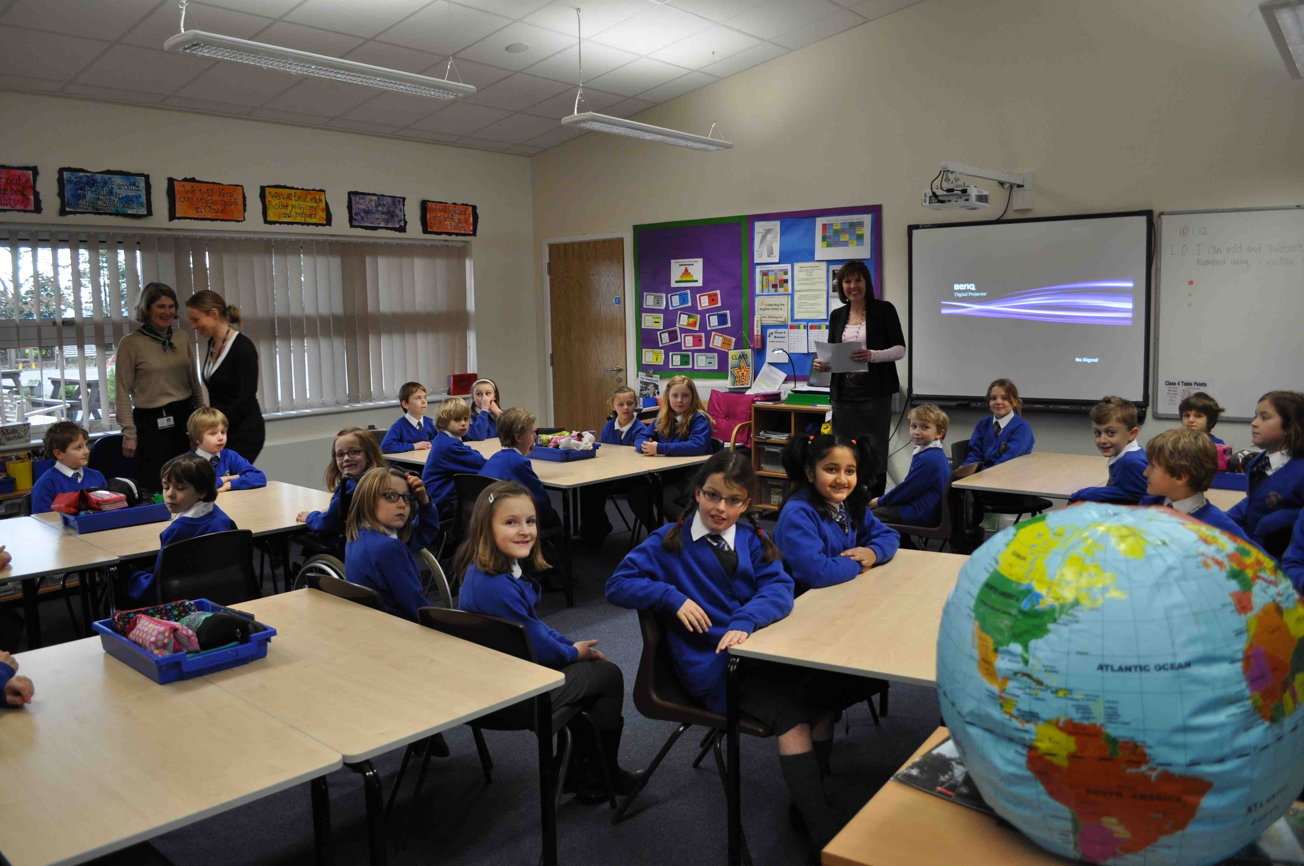 Part 3 Classroom Sizes What S The Evidence That Smaller
