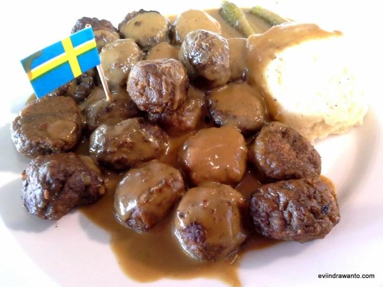 swedish meat ball