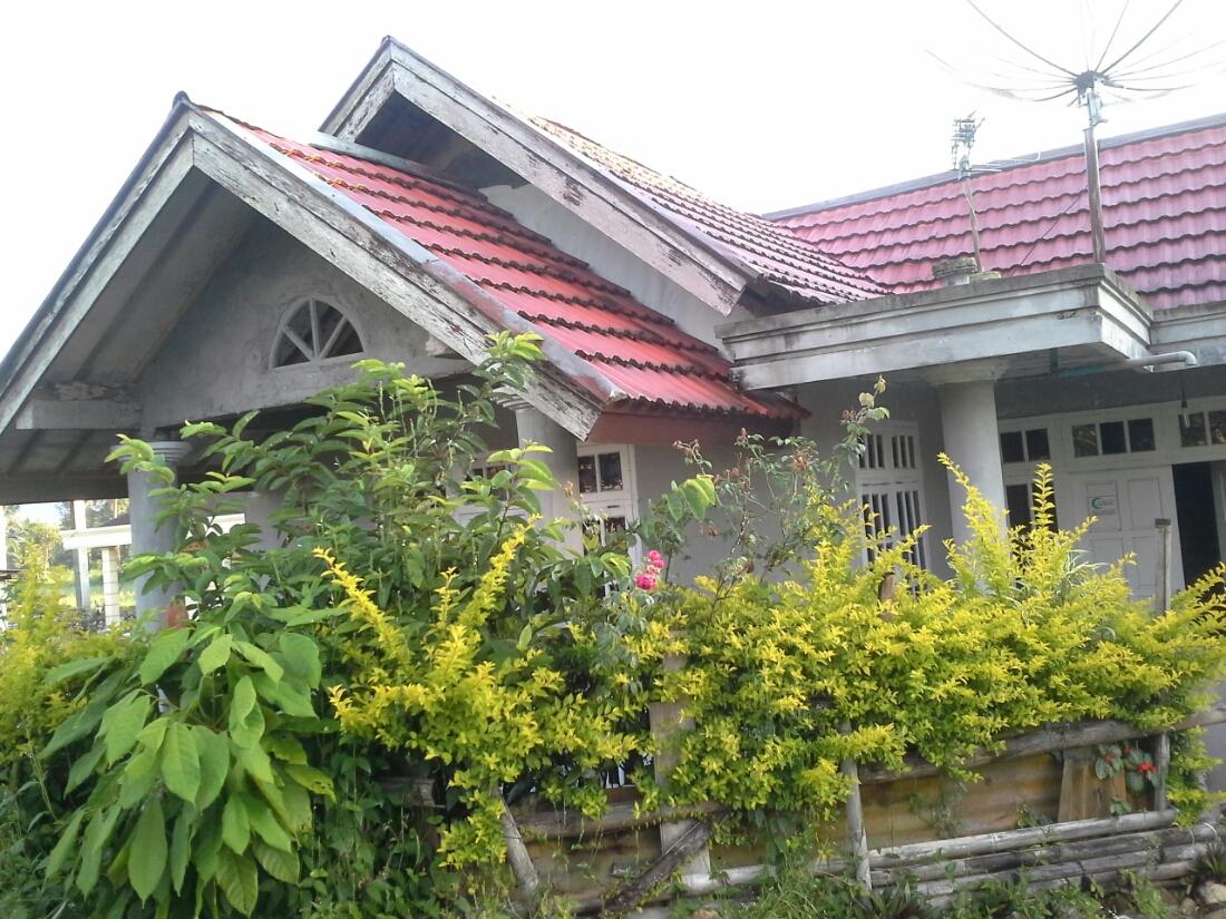 Rumah Ibu di Kampung Halaman
