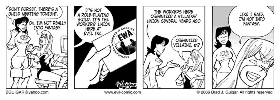 Villain Union