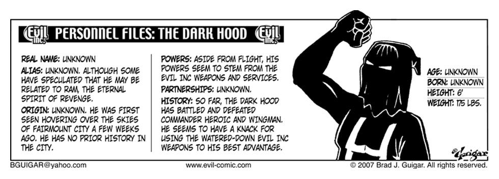 Rise Of Dark Hood
