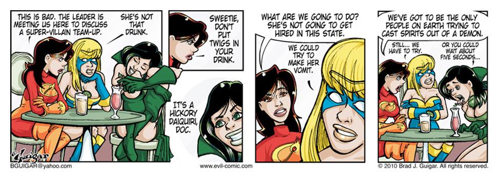 Cap Heroic No More