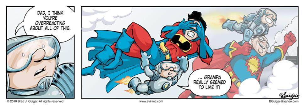 Cap Heroic No More Six