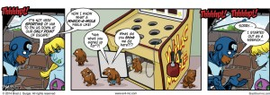 Whack a Mole - Evil Inc by Brad Guigar 20140908