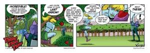 An apple a day - Evil Inc by Brad Guigar 20140910