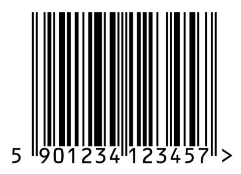 example of a barcode