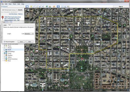 google run first 5k