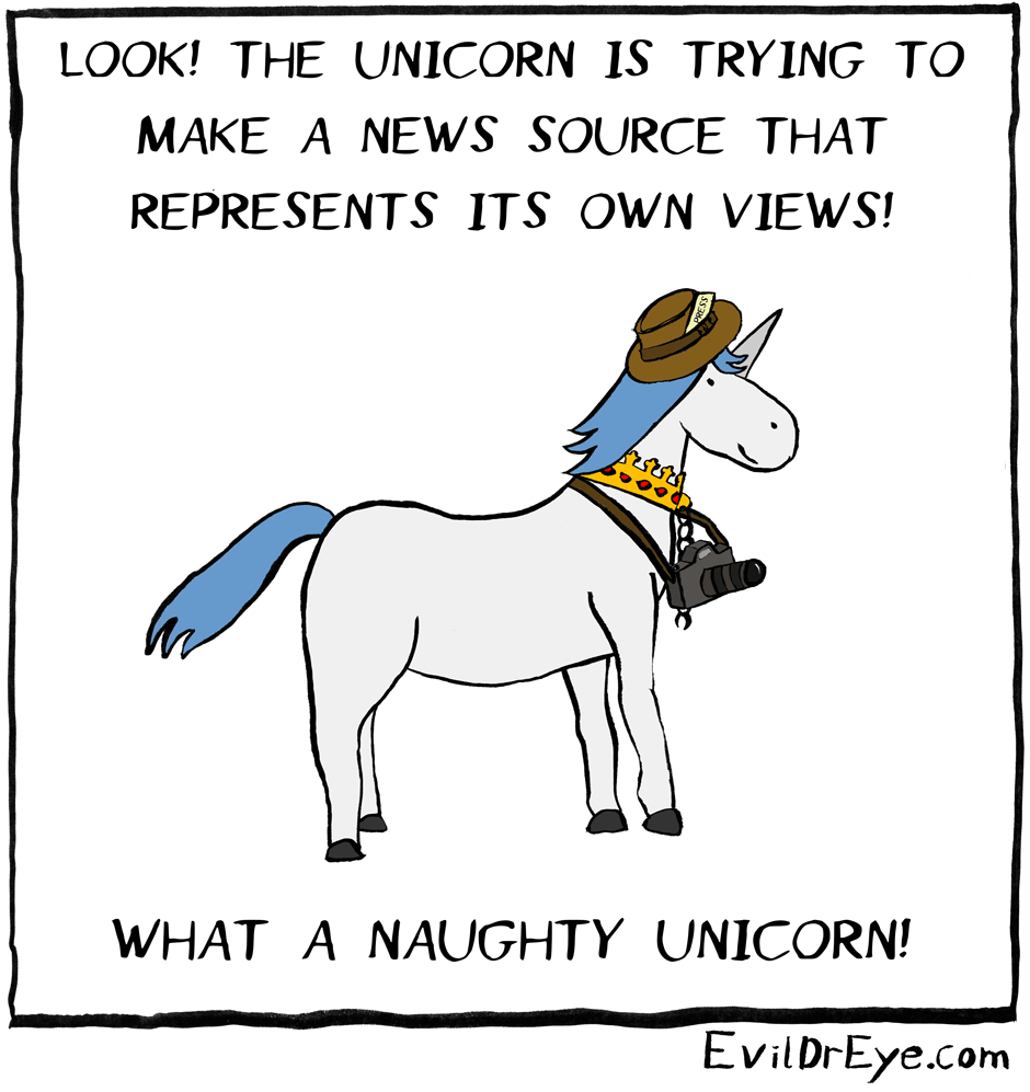 Naughty Unicorn – Press