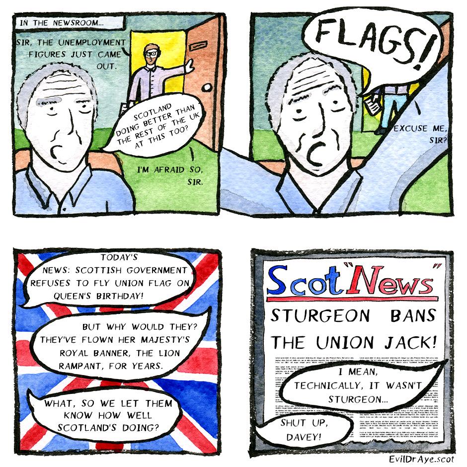 Flag News!