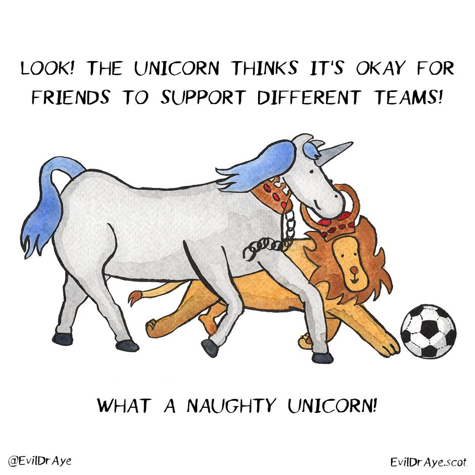 Naughty Unicorn – Teams