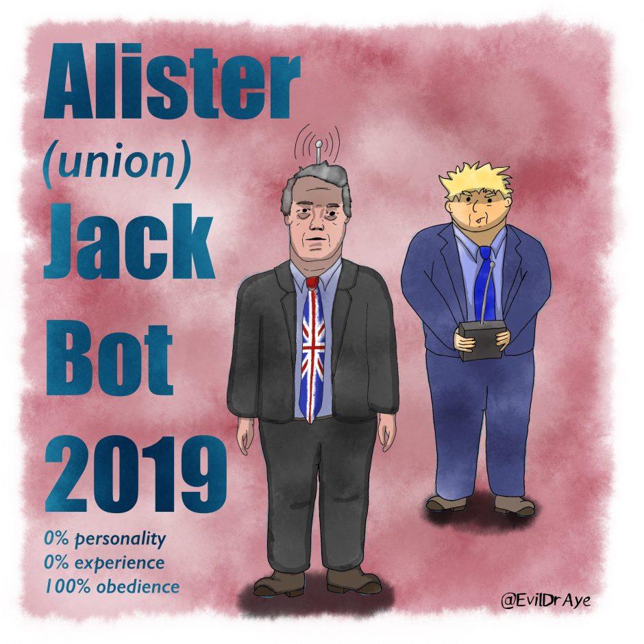 Alister (union) Jack Bot