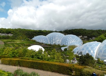 Carte postale #2 - The Eden Project