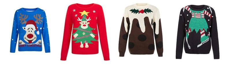 Christmas Jumpers NewLook