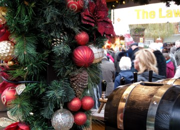Le Christmas Market de Lincoln