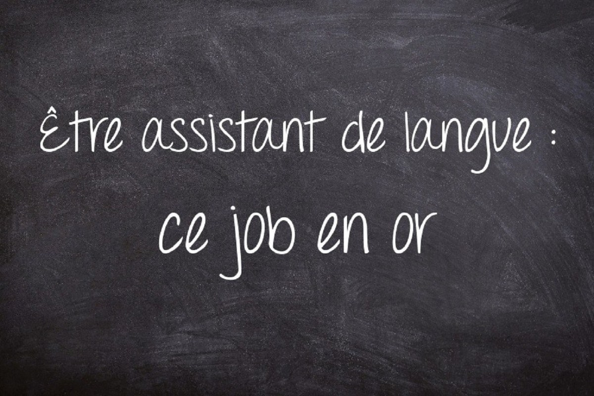 Être assistant de langue : ce job en or